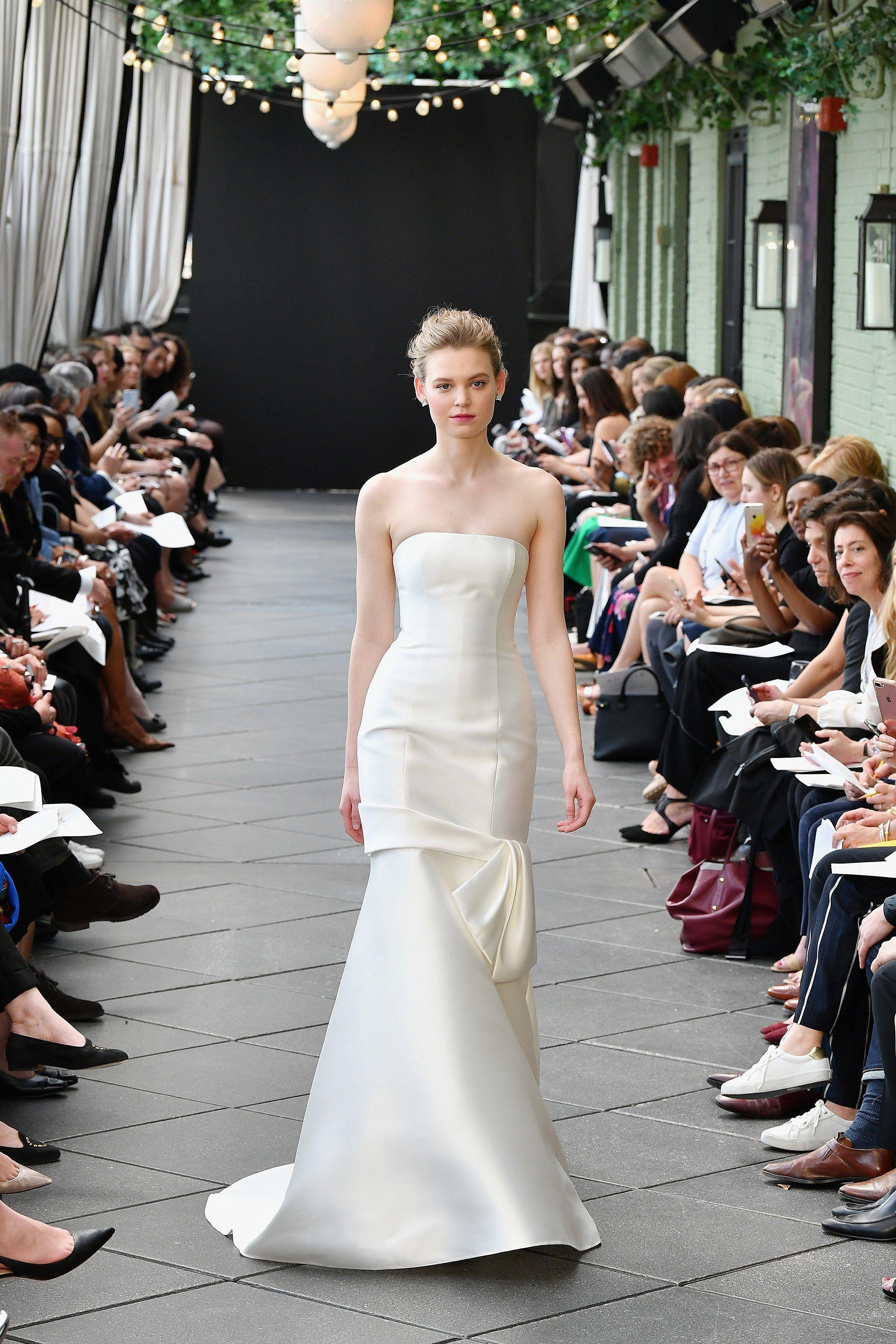 Nouvelle Amsale Bridal Wedding Dress Collection Spring 2019