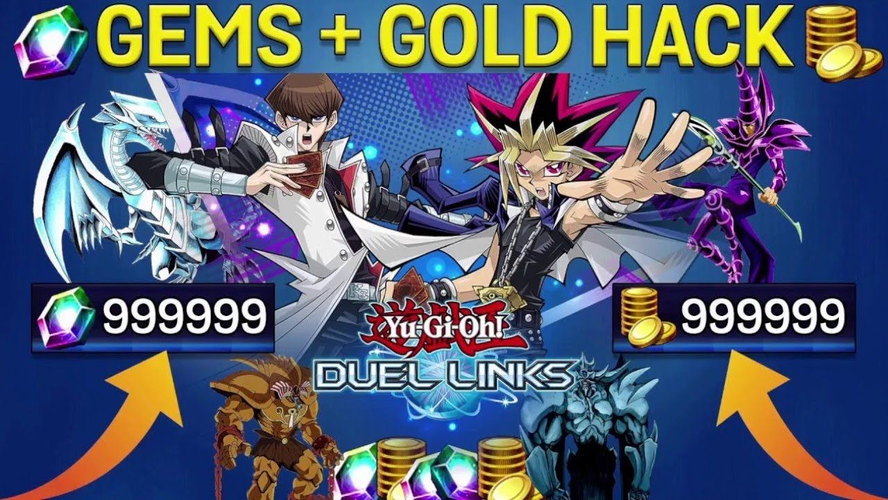Yugioh Duel Links Hack Cheats Cards (See all card) | Yugioh Duel