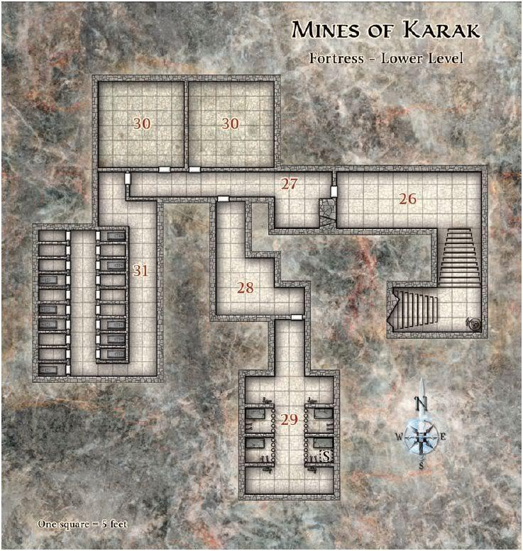 Image Result For D&d Abandoned Mine Map