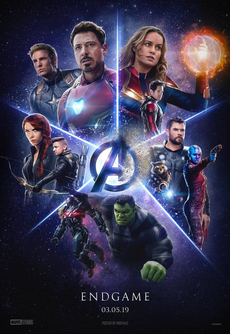 Best Avengers Endgame Avengers 4 Wallpapers For Desktop And