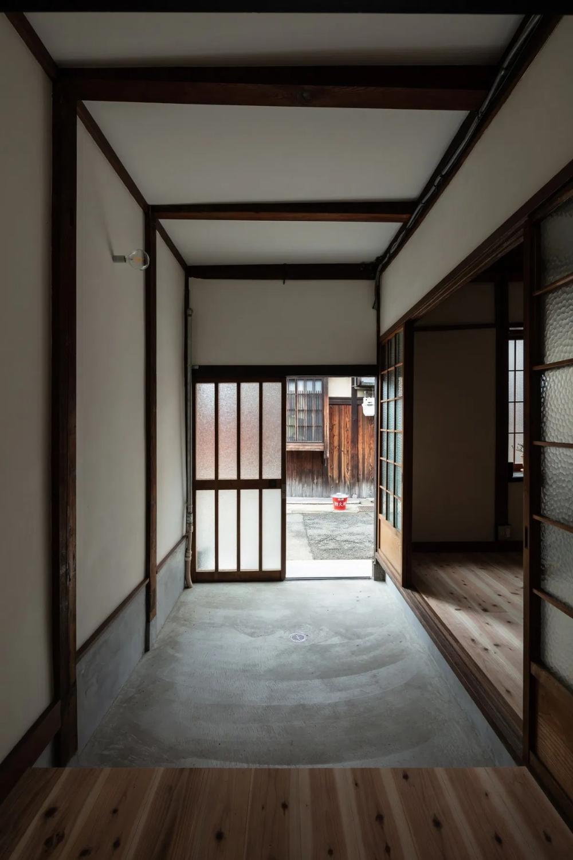 賃貸向け京町家のリノベーション 昭和小路の長屋 京都市東山区
