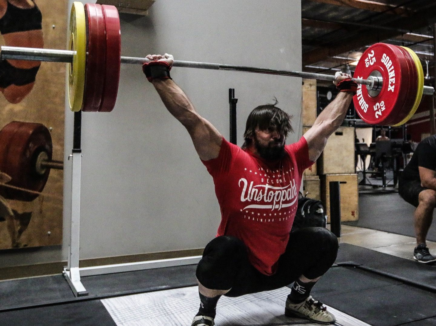 Shoulder Position for the Overhead Squat - Juggernaut