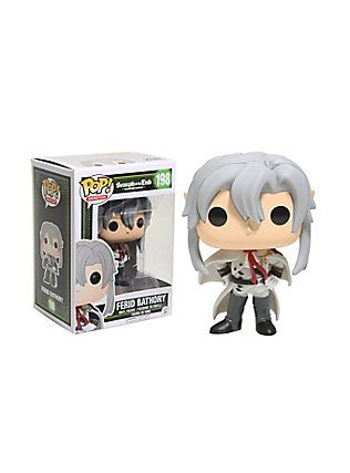 Ferid Bathory Pop Seraph of the End  Vinyl Figure NEW Funko