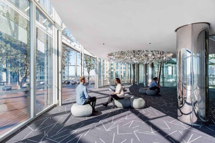 office design sydney. International Media Company Sydney Office Design E