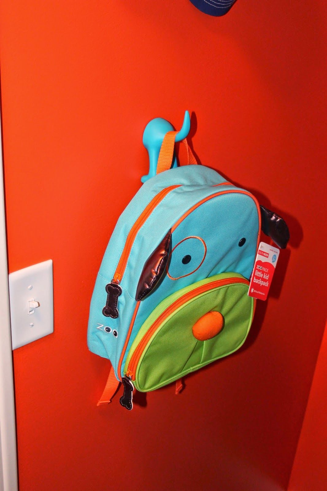 Skip Hop dog backpack