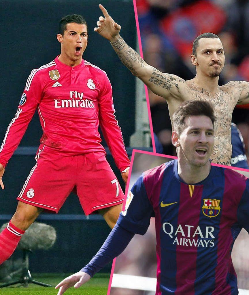 Jetzt Testen Welcher Fussballer Sind Sie Fussball Cristiano Ronaldo Ronaldo