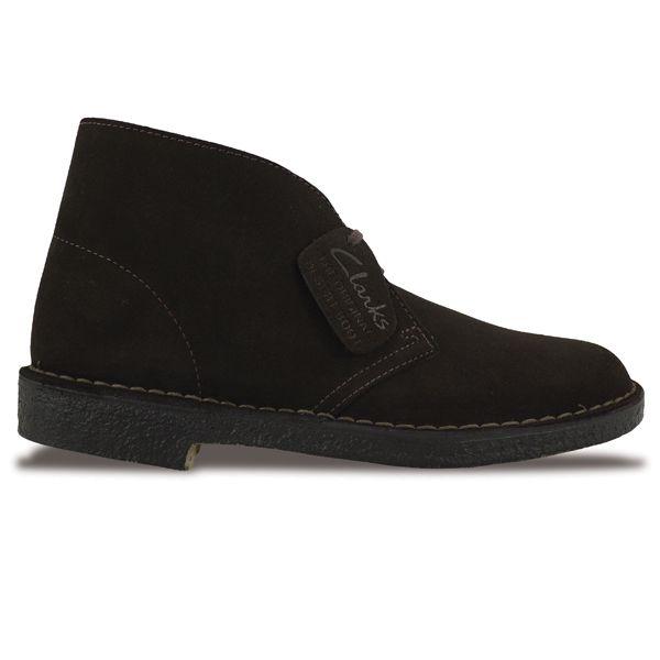 Clarks Originals Desert Boot - Brown Suede