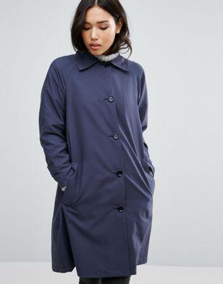 COOPER & STALLBRAND RAGLAN MAC COAT #fashion #trend #jewelry #onlineshop #shoptagr