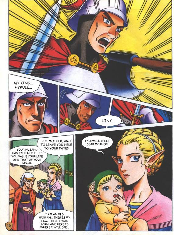 going to see  if  boyfriends  mother would dress  up  like links MOTHER. ( yes that  woman  is  links  mother, I'm a  bit shocked, but  only  shown  in  manga )
