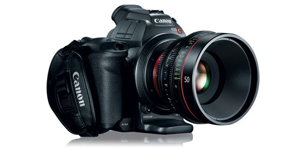 Canon EOS C100 Digital Cinema Camera - Cinematic & DSLR