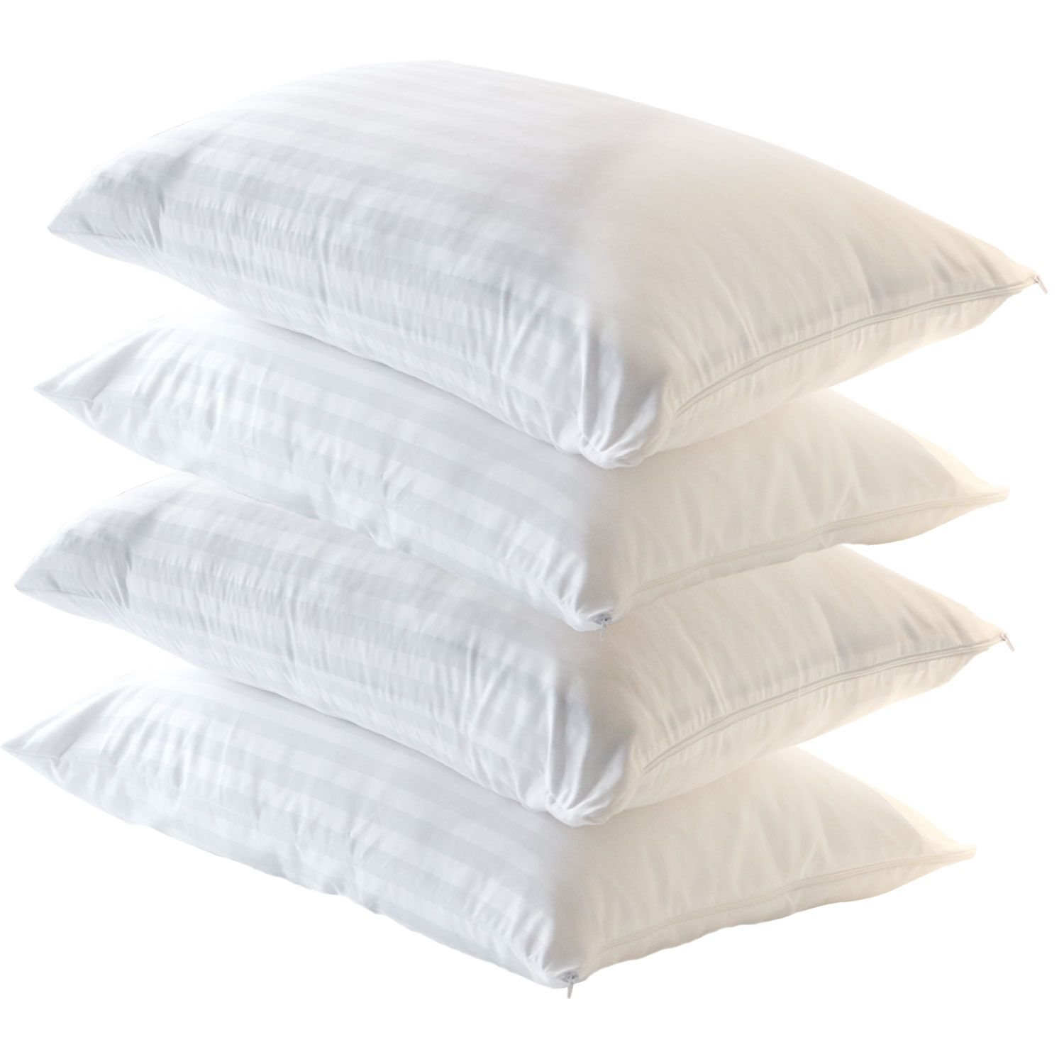 Cooling Pillowcase 2 Pack Striped Pillow Cases Covers In 2020 Stripe Pillow Bed Pillows Pillow Cases