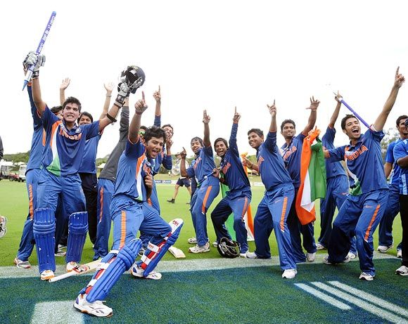 India Win U19 World Cup Cricket World Cup Cricket In India Sports