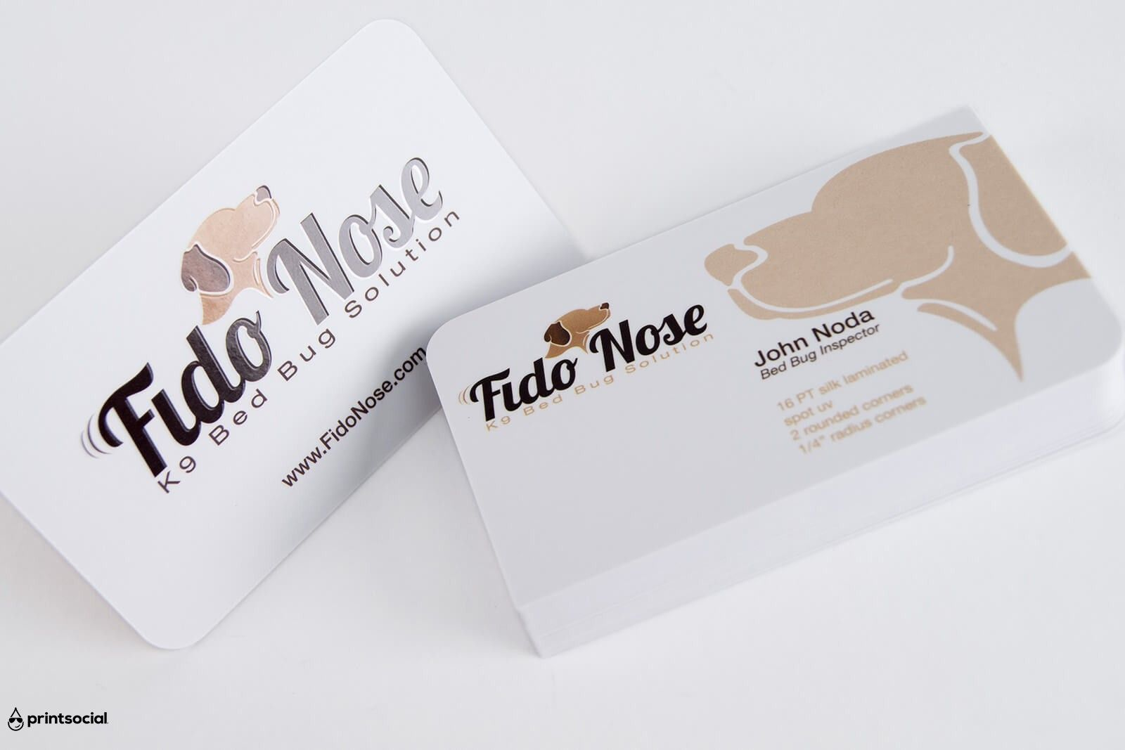 16pt silk laminated business card with spot uv and two rounded 16pt silk laminated business card with spot uv and two rounded corners reheart Gallery