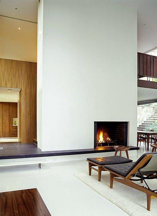 simplicity love: Mid-Century House Restoration, US   Bassamfellows