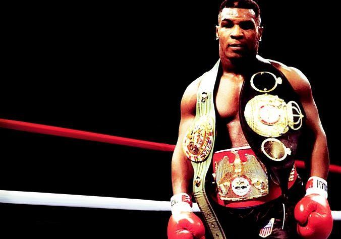 Legend Mike Tyson Ufc Boxing Mike Tyson Boxing