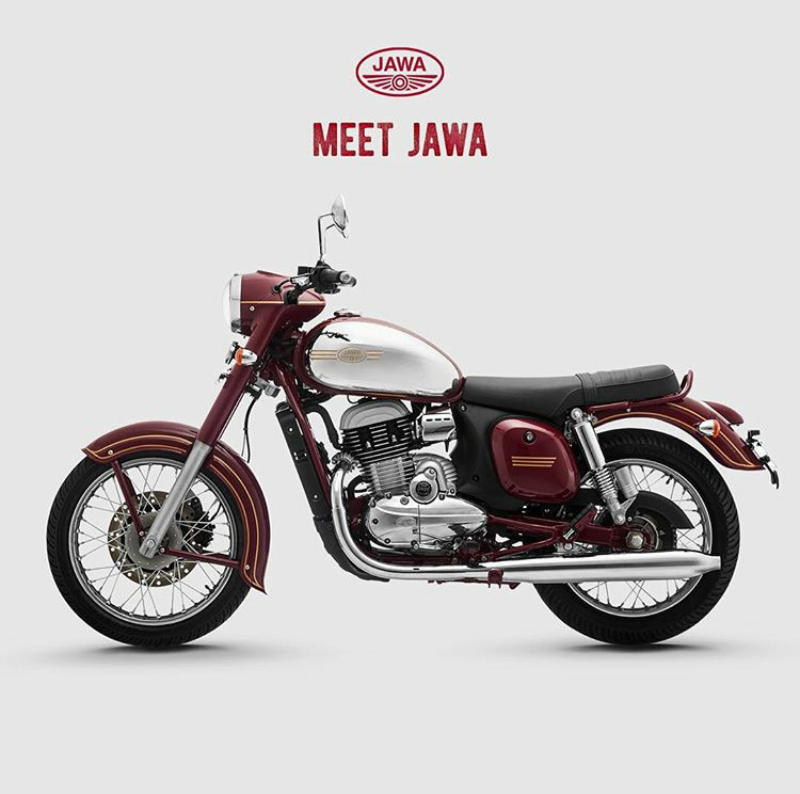 Jawa 42 293cc Mahindra India Car And Motorcycle Design