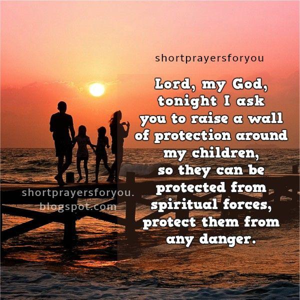 Short Prayer For Protection Of Children Prayer Blogs Prayer For