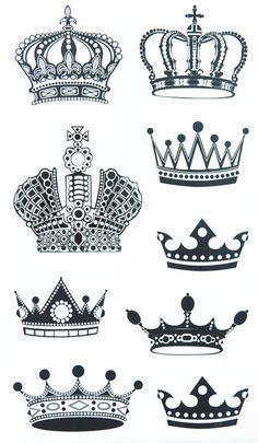 compra corona del rey etiqueta online al por mayor de china