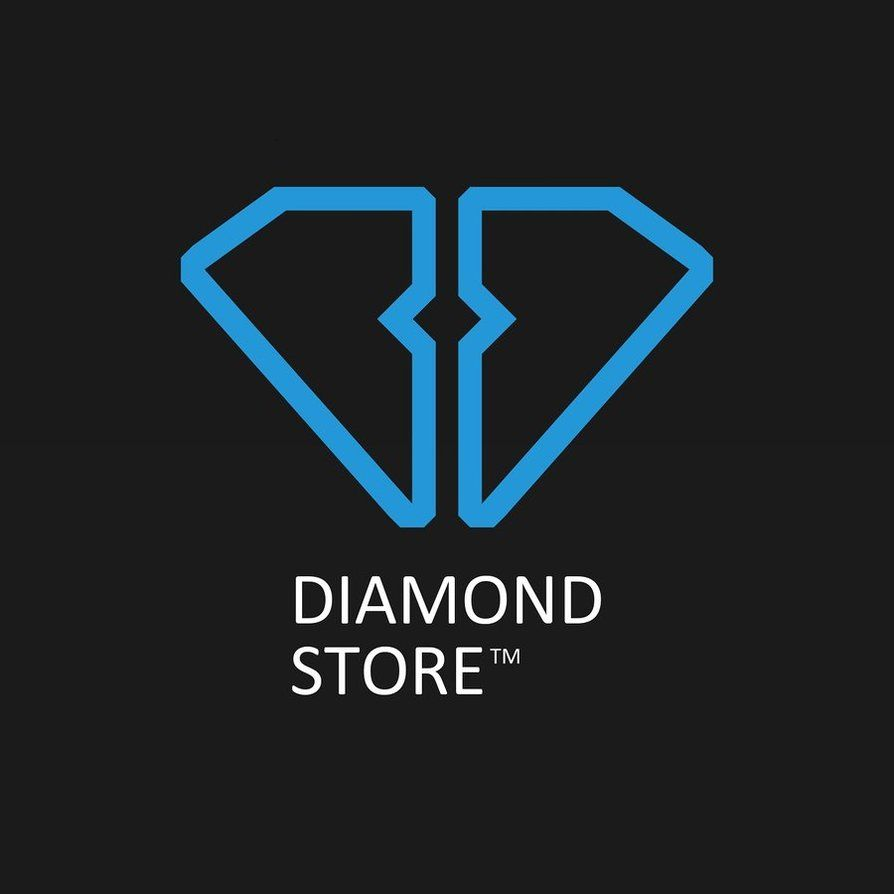 Diamond Logo by rowruffdesign on DeviantArt | Tattoos | Pinterest ...