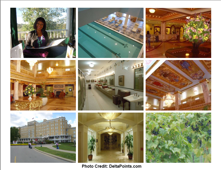 TamaraS Trip Report To French Lick And West Baden Indiana  What