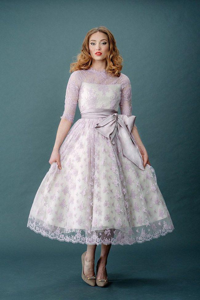 Farbige Brautkleider | Hochzeit | Pinterest | farbige Brautkleider ...