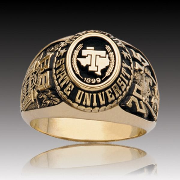 Official Tarleton Class Ring