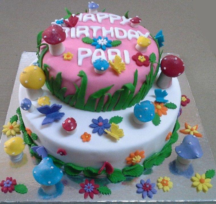 Happy Birthday Cake For Pari Birthday Cakes For Kids In 2018