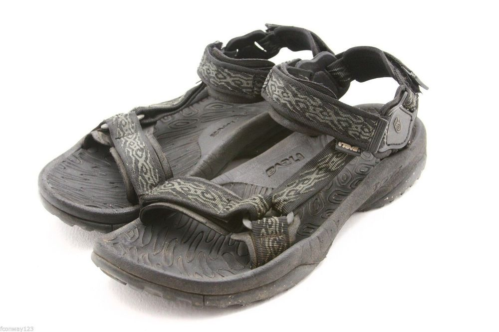 dd1ed7ae3755 TEVA mens sandals Size 12 TERRA FI waterproof river water sport SPIDER  RUBBER  Teva  SportSandals  ebay  style  Sandals  fashion  beach