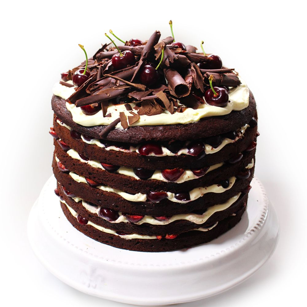 Christmas dessert is sorted with our black forest cake woolworths food forumfinder Gallery