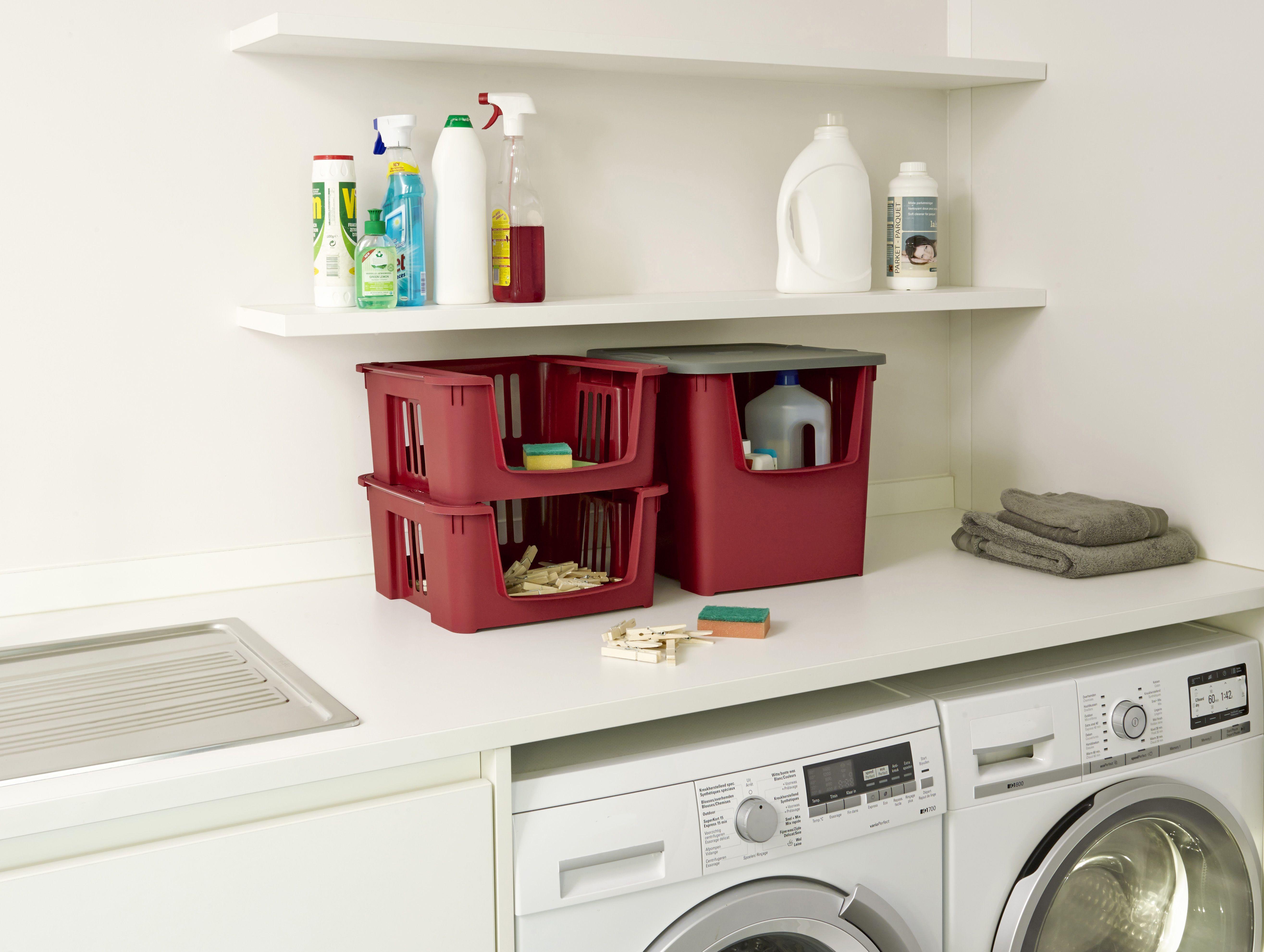 Tu Ropa Limpia Y Tus Productos De Limpieza Organizados #Easy