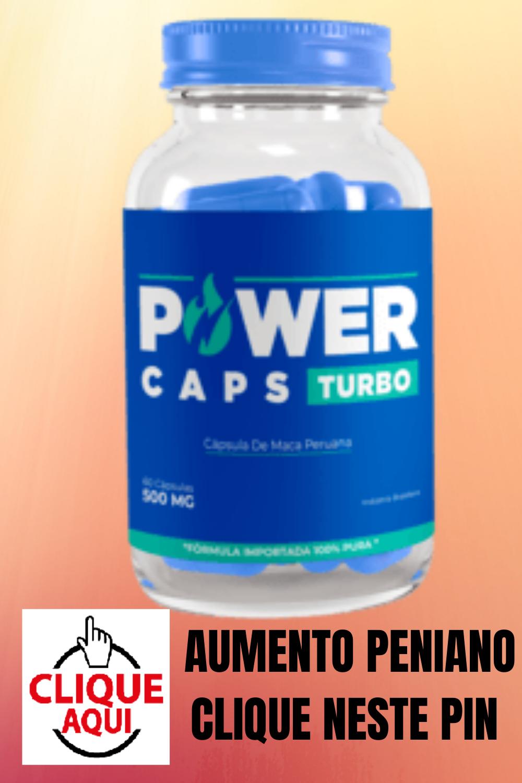 powercaps turbo funciona mesmo