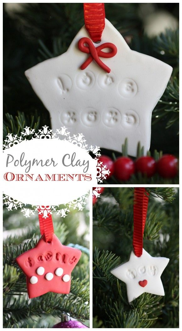 Polymer Clay Christmas Ideas.Polymer Clay Christmas Ornaments Projects Thecannonball Org
