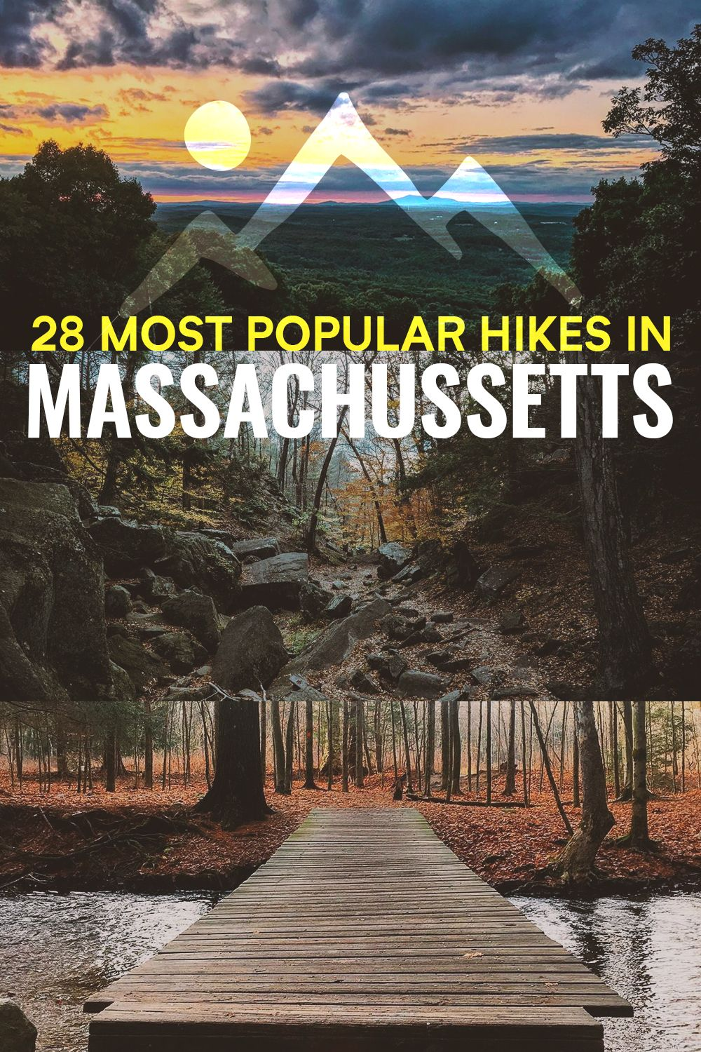 The 28 Most Popular Hikes in Massachusetts (According to