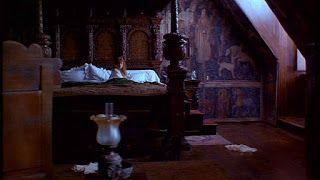 Inside Misselthwaite Manor - The Secret Garden (1993)