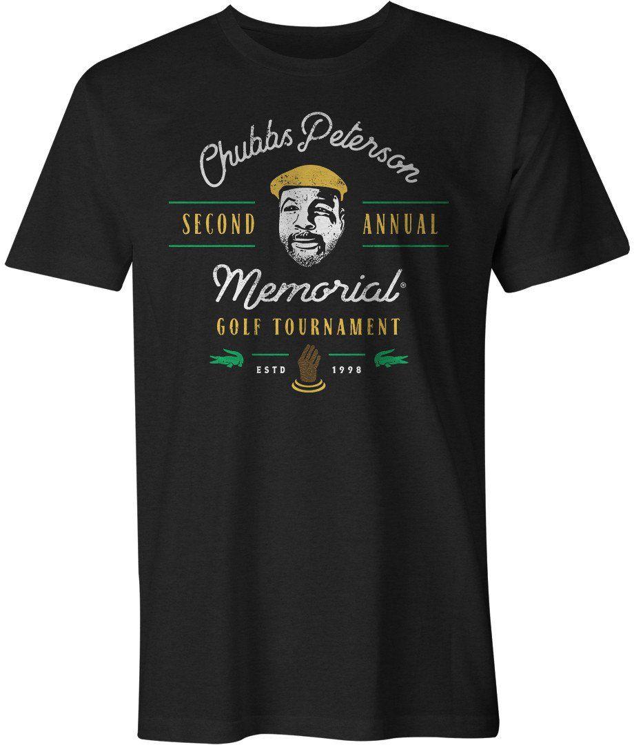 5b612774 Chubbs Peterson Memorial Golf Tournament T-Shirt - Happy Gilmore – m00nshot