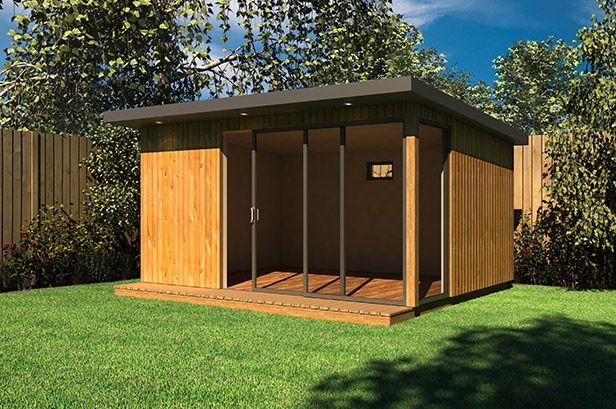 Outdoor Garden Office Shed Office Plans Cheap Garden Ideas Cozy