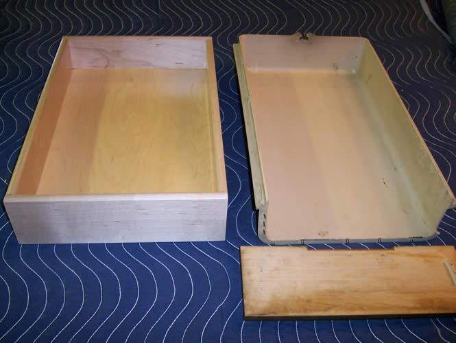 Armstrong Kitchen Plastic Drawer Replacement Solutions