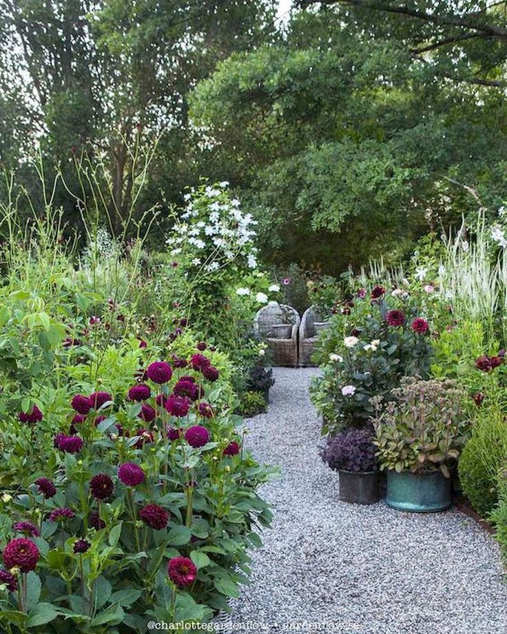 70 Magical Side Yard And Backyard Gravel Garden Design Ideas - Googodecor - Ich Folge #sideyards