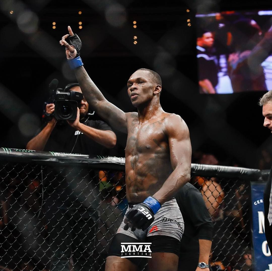 With A Dominant Win Over Brad Tavares What Do You Think Should Be Next For Israel Adesanya Israel Adesanya Mma Boxing Ufc