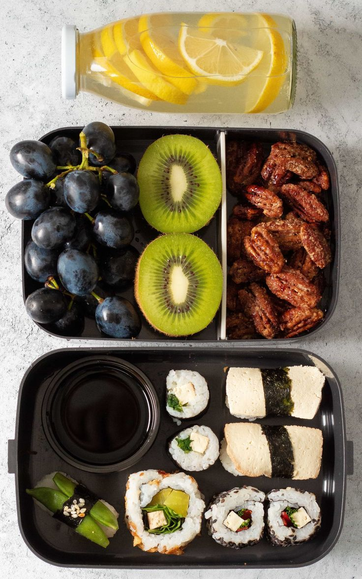 Photo of 5 No-Heat Vegan School Lunch Ideas for the College