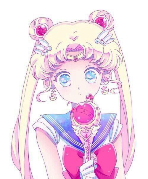 ゆめかわいいセーラームーン魔法少女 Anime And Manga