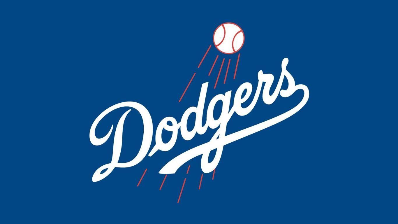2160x3840 LA Dodgers Logo Fulfilled Request [2160x3840