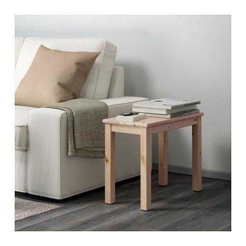 Nornäs Beistelltisch Ikea Wohnzimmer Pinterest