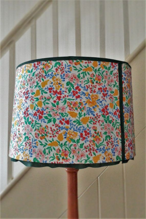 Lamp shade sale standard lamp shade white fabric lampshade lamp shade sale standard lamp shade white fabric lampshade country garden fabric aloadofball Image collections