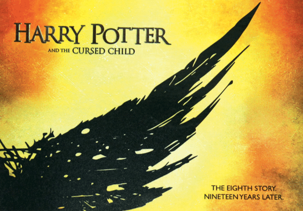 Harry Potter And The Cursed Child Postcard Harry Potter Cursed Child Harry Potter Cursed Child Harry Potter Harry Potter Universal