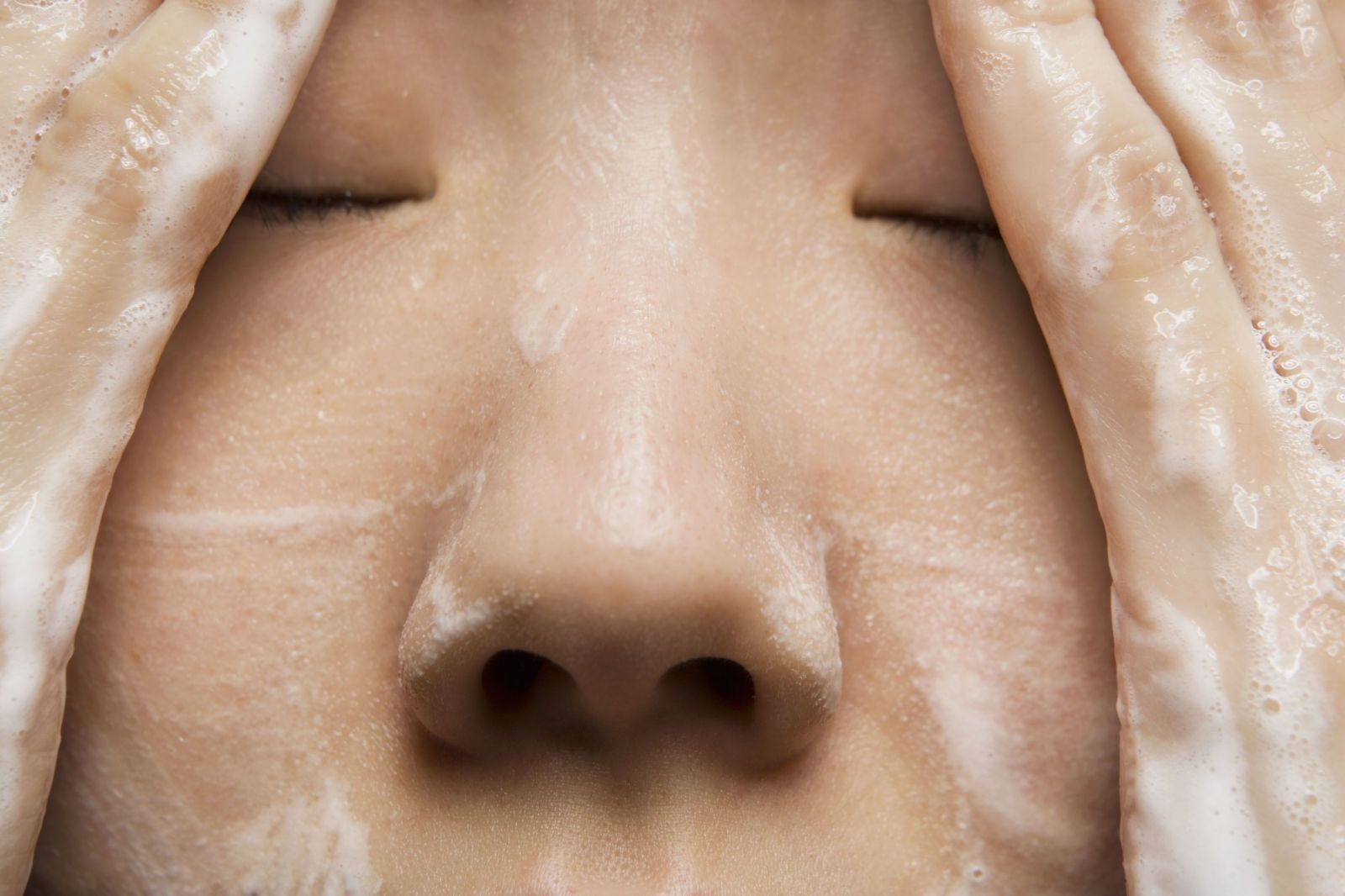 The Truth About Two-Step Cleansing  - MarieClaire.com