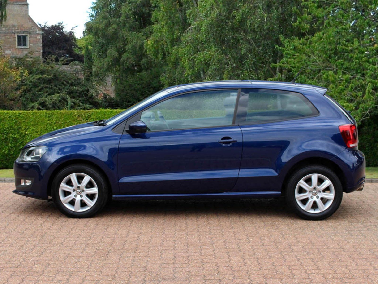 Volkswagen Polo Match SA http//www.bigcars.co.uk/used
