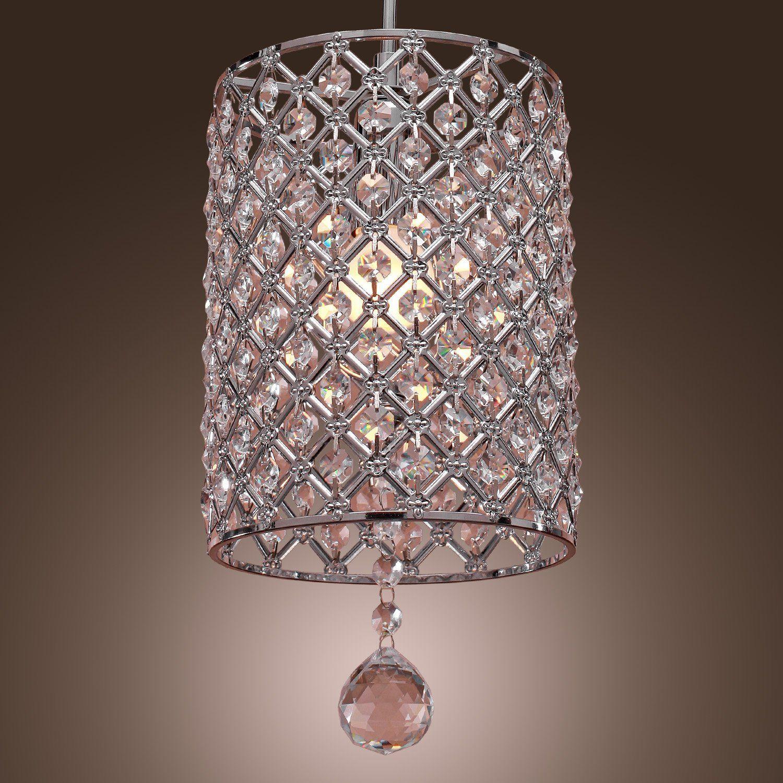 LightInTheBox Contemporary Crystal Drop Pendant Light in