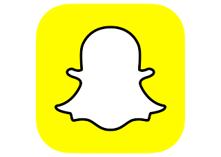picture regarding Printable Snapchat Logo known as Vector symbol obtain no cost: Snapchat Emblem Vector Vector