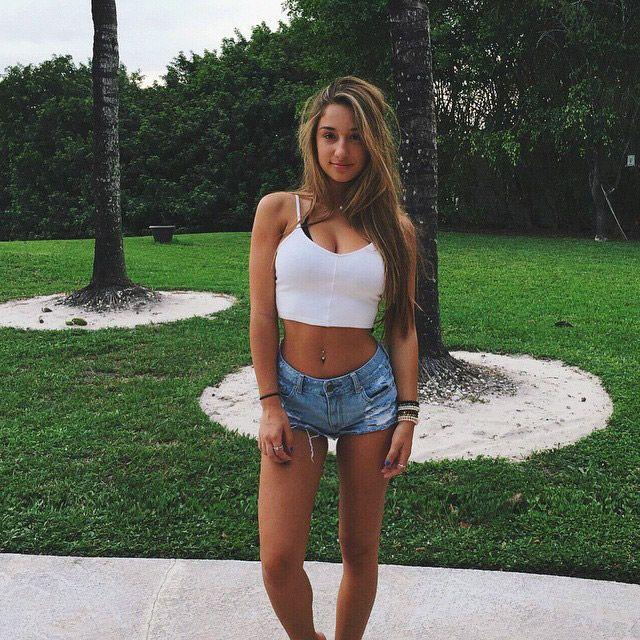 Stunning | Short Shorts | Pinterest | Daisy dukes, chats Savannah ...